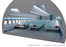 cabine A 350 XWB