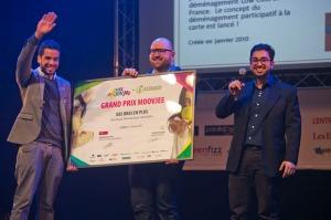 Grand Prix MoovJee Des bras en plus