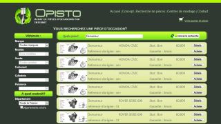 home page opisto