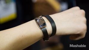 june-ces-2014 Bracelet connecté