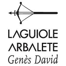 Logo LAGUIOLE ARBALET GENES DAVID