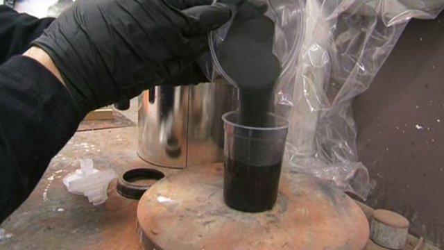 © F3 LR Balaruc (Hérault) - Méto and Co et son nouveau procédé de peinture anti-bactérienne au cuivre - mars 2015.