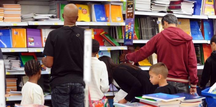 FRA: Fournitures scolaires chez Leclerc