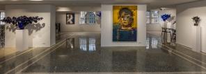 Vernissage exposition Manom VALDES - Opera Gallery Paris