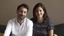 Quentin Vacher et Julia Bijaoui Frichti