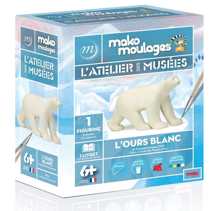 mako moulages ours