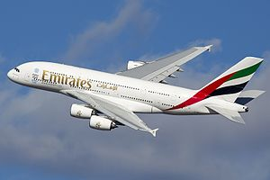 a 380 emirates